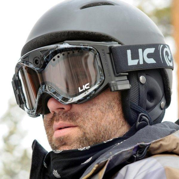 Liquid Image Digital Camera Snow Goggles » Petagadget