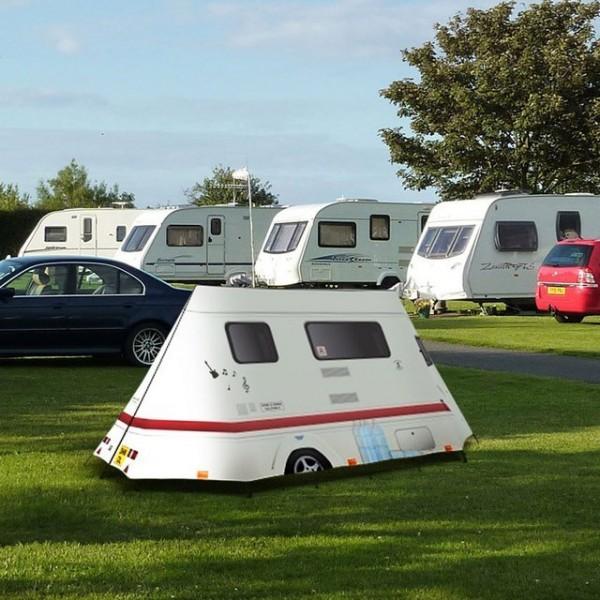 Caravan Tent by Field Candy