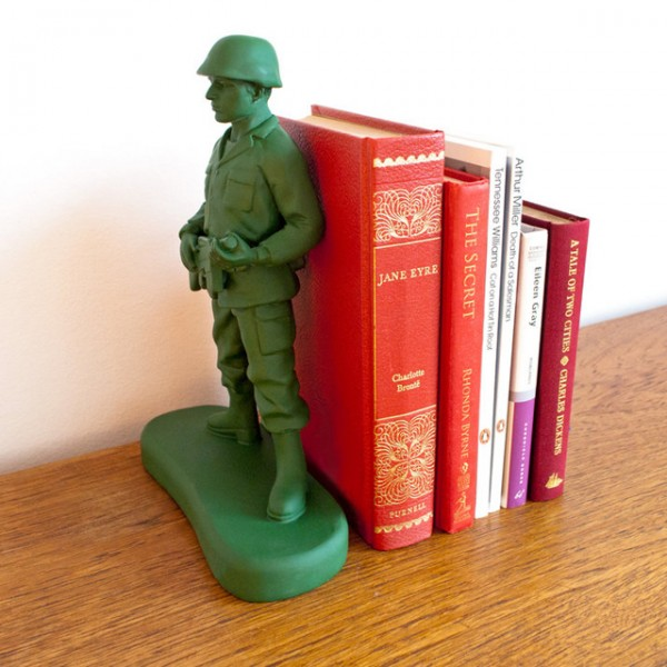 Home Guard Bookend