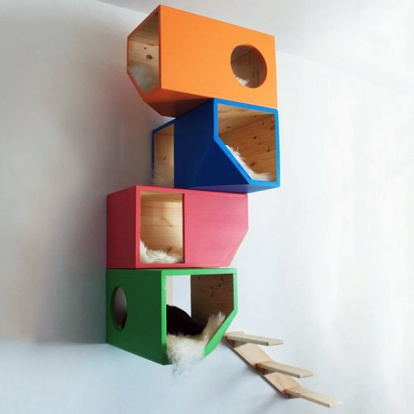 Catissa Modular Cat House