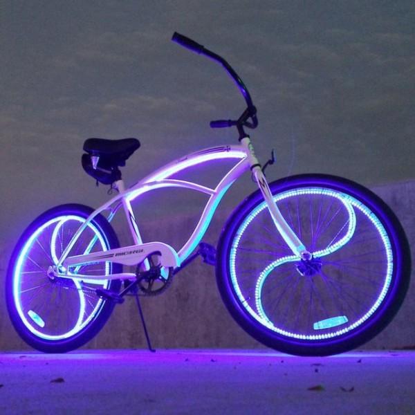 Glow Candy Satellite Beach Cruiser