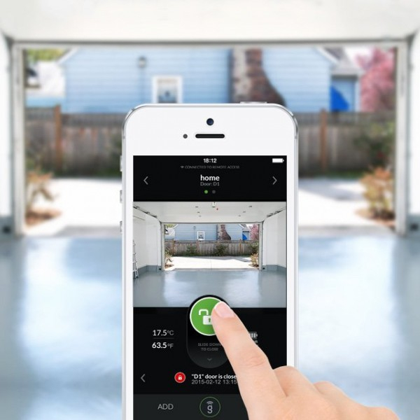 Gogogate2 Wireless Garage Door Opener
