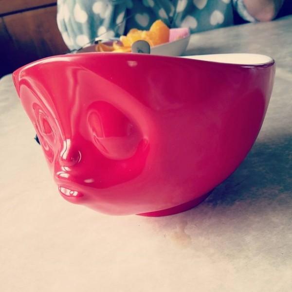 Kissing Bowl