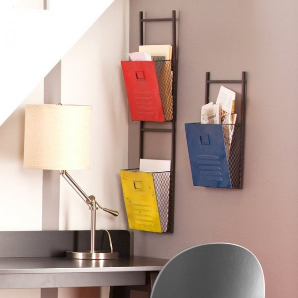 Houtes Wall File Holders by Holly & Martin