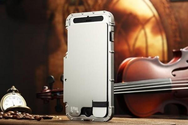 Steel Armour iPhone Case