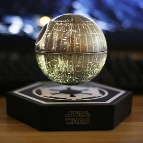 Star Wars Death Star Levitating Bluetooth Speaker