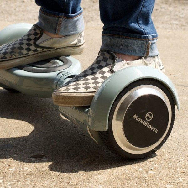 MonoRover R2D Hoverboard