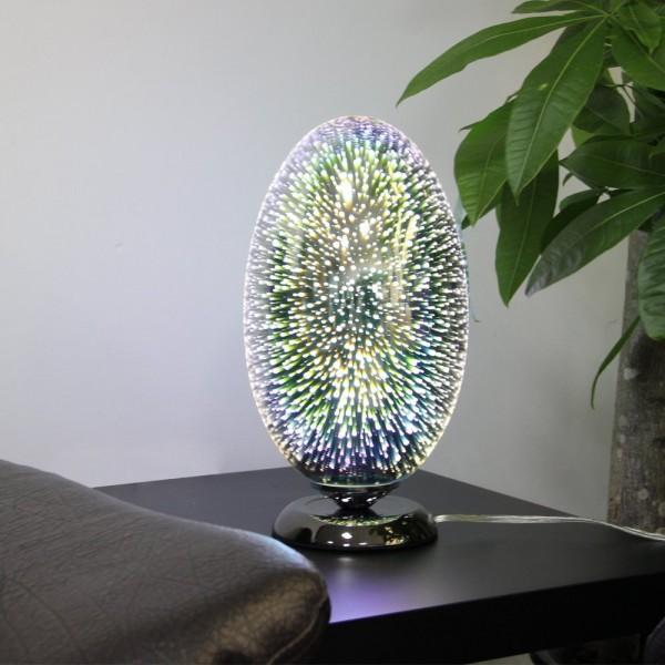 3D Firework Table Lamp