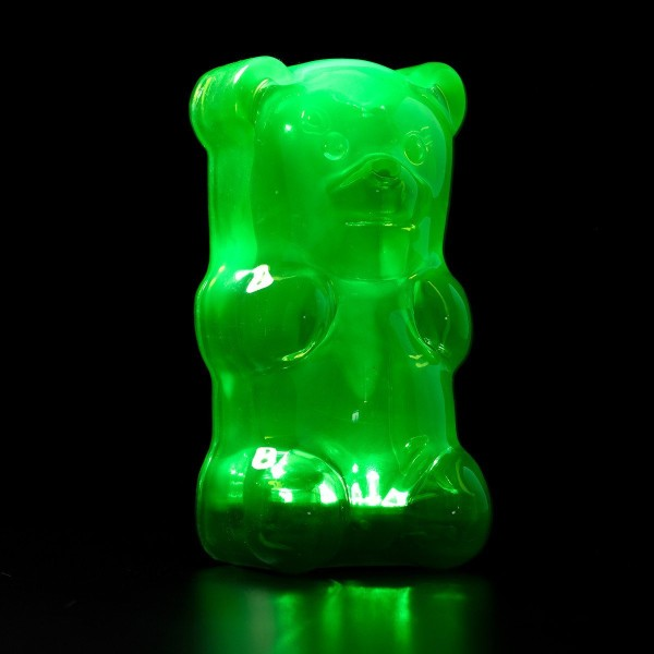 Green Gummy Bear Nightlight