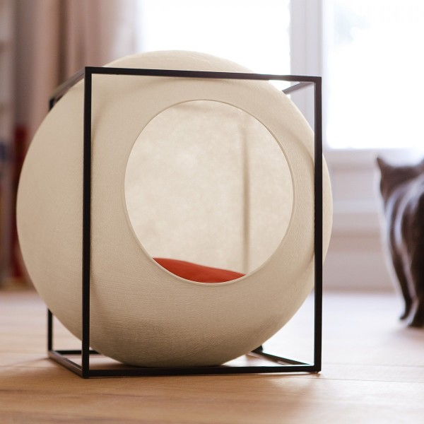 The Cube Cat Bed