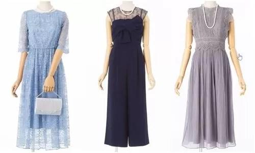 cariruでレンタルできるドレス