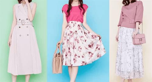 渋谷109系のファッションレンタルアイテム
