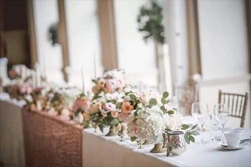 結婚式会場の画像