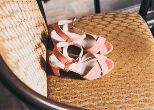 履きやすい靴のイメージ