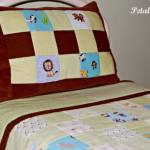My Baby's Keepsake Quilt — Guest Post at Bear Rabbit Bear Crafts