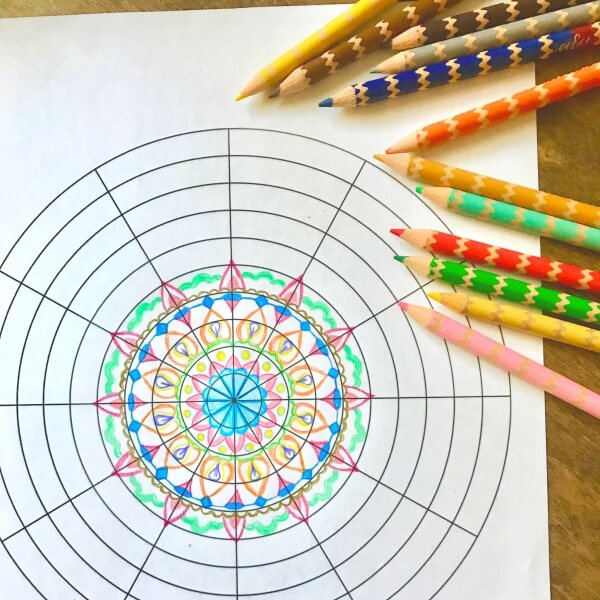Explore Mandala Crochet + Mandala Crochet Patterns | Petals to Picots