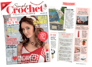 Simply Crochet, Issue 18