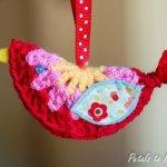 Crochet Birdie