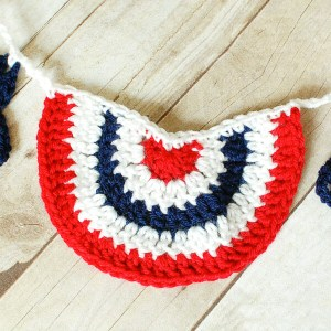 4th of July Crochet Pattern | www.petalstopicots.com