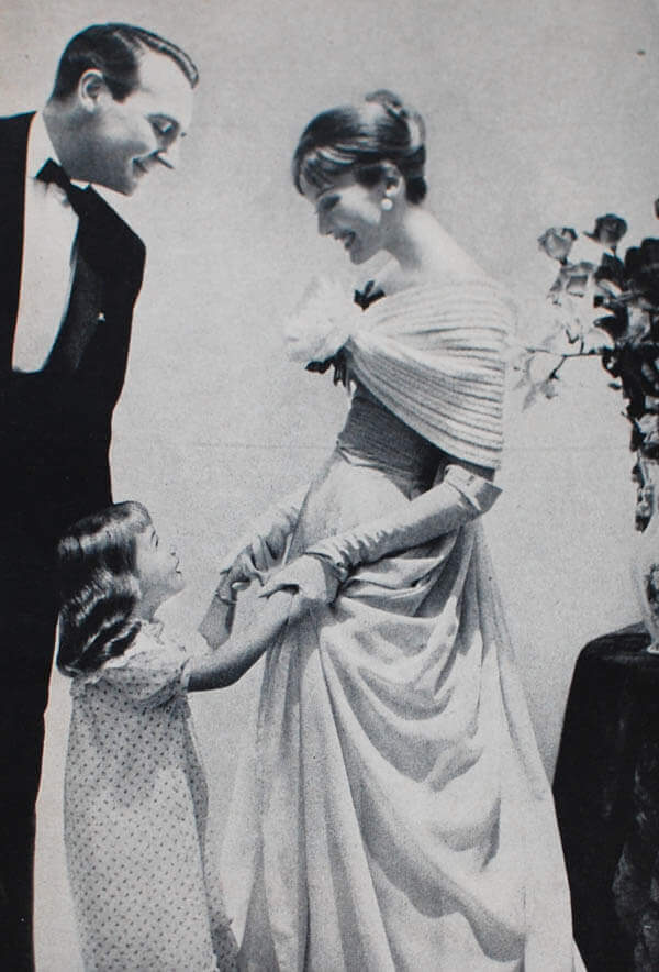 McCall's Spring–Summer 1957 vintage crochet