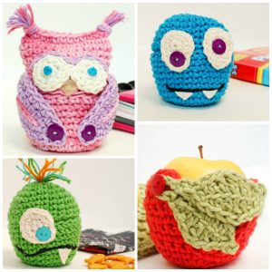 apple cozy collage