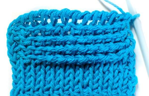 How to do Tunisian Purl Stitch