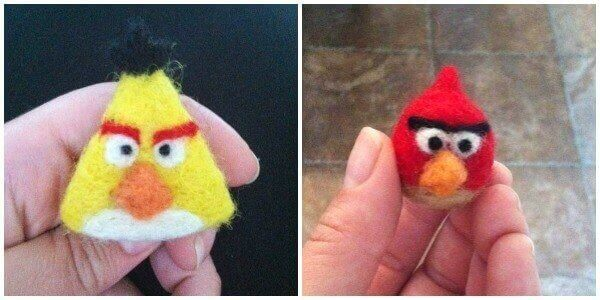 how to make angry birds
