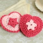 Free Valentine's Day Crochet Patterns - Heart sachet crochet pattern
