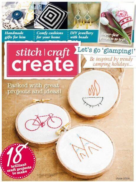 Stitch Craft Create Magazine