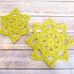 green cotton doily (3 of 3)
