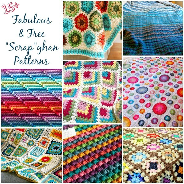 Lots Of Free Crochet Afghan Patterns Perfect For Scrapghans Adorable Afghan Patterns