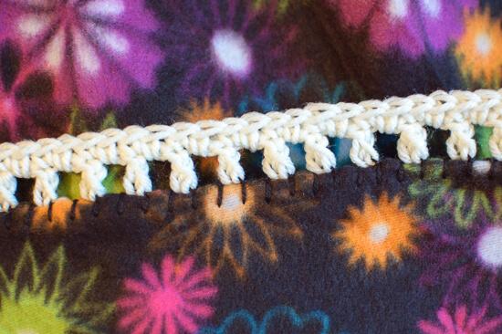 Easy Crochet Edging
