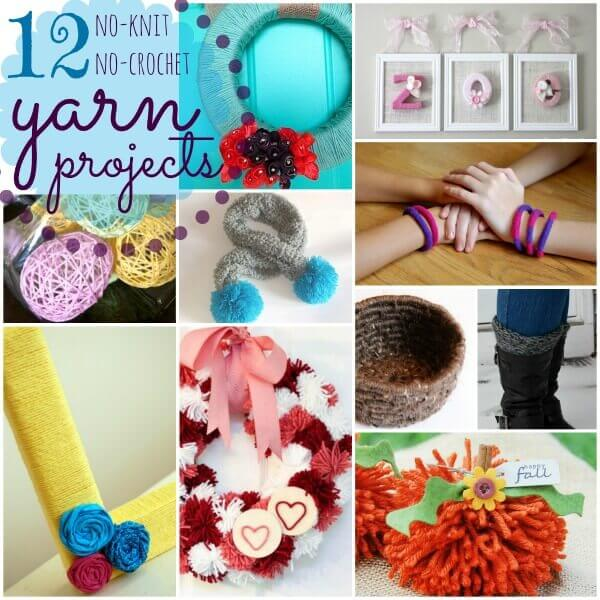 12-No-Knit-No-Crochet-Yarn-Projects-at-Happy-Hour-Projects