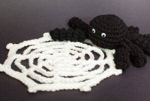 spider web crochet pattern