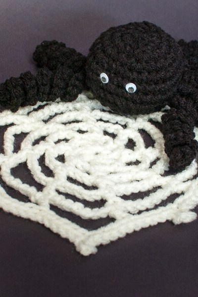 Crochet Spider Web Pattern