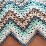 Lacy Ripple Afghan Pattern
