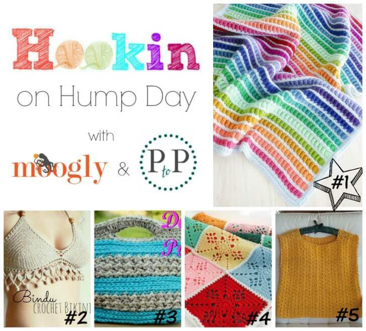 Hookin' on Hump Day 98 #FiberArts #crochet #knit