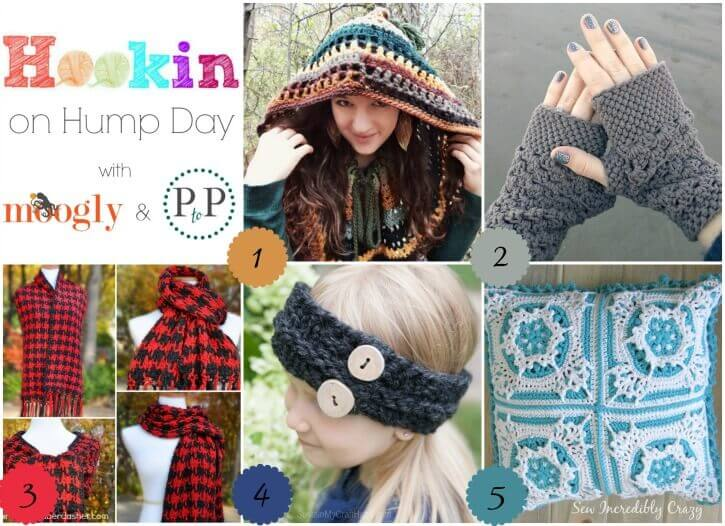 Lots of crochet and knitting patterns and inspiration!