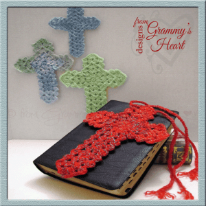 Beauty for Ashes Bookmark by Designs from Grammy's Heart, with Love