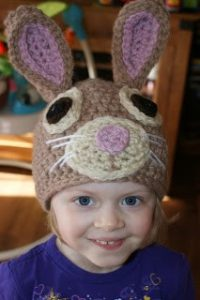 Darla's Bunny Hat by Oombawka Design