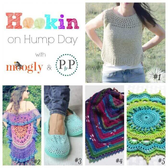 Hookin' on Hump Day #crochet #knit #fiber arts