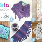 Hookin' on Hump Day #120: Link Party for the Fiber Arts