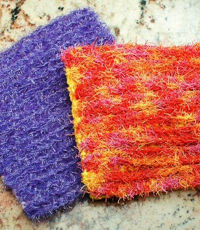 Free Scrubby Crochet Dishcloth Patterns