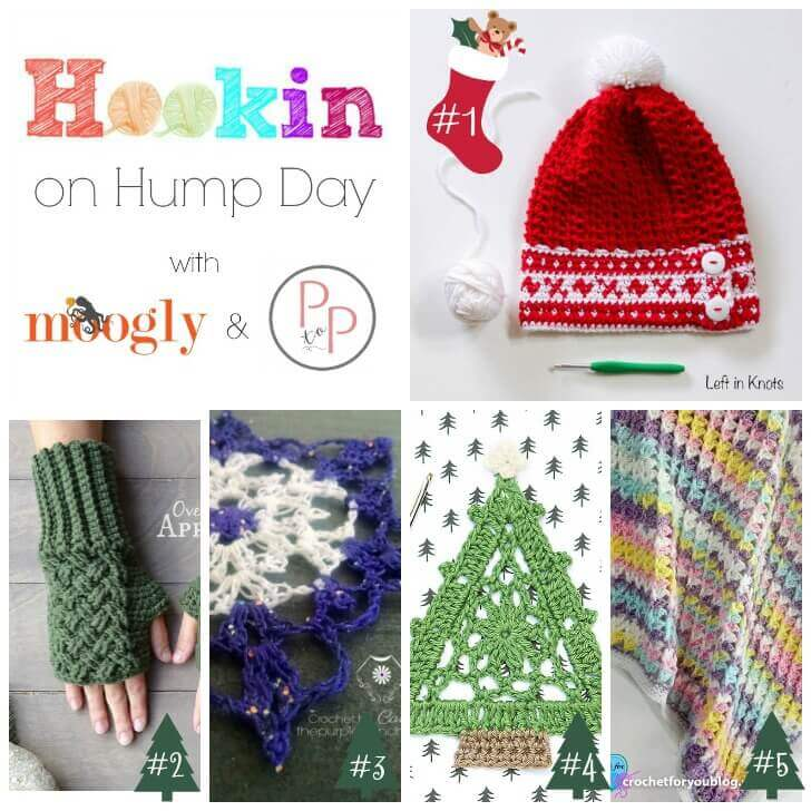 Hookin' on Hump Day #133: Link Party for the Fiber Arts