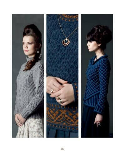 Tudor Roses: Inspired Garments to Knit