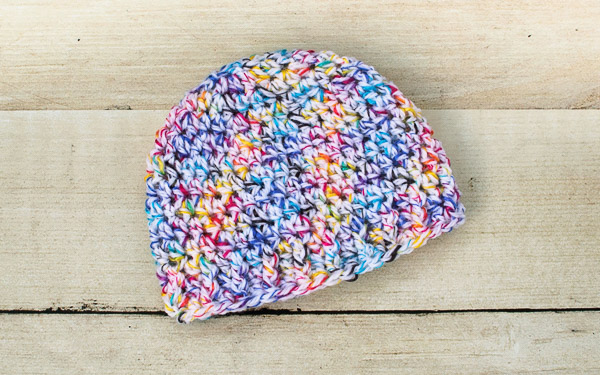 Baby Hat Crochet Patterns Sizes Newborn Through 12 Months