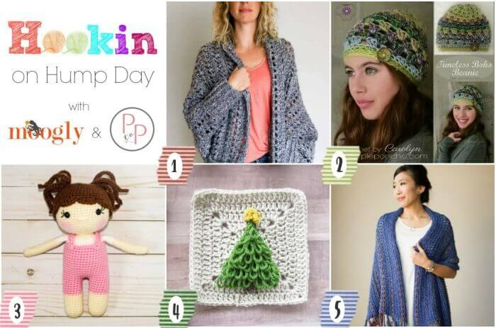 Hookin' on Hump Day - Free Crochet Patterns