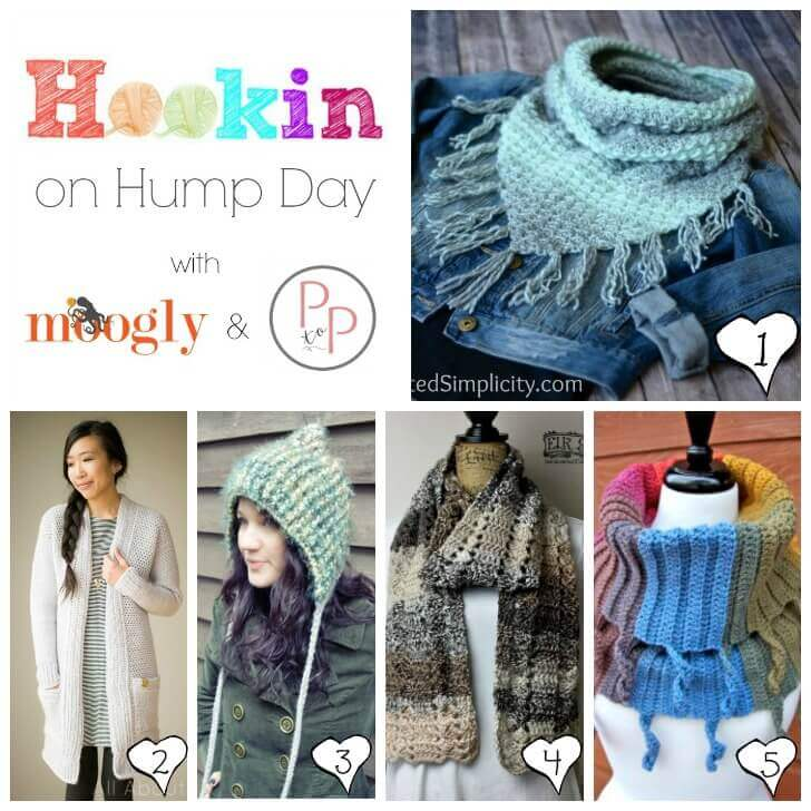 Hookin' on Hump Day | www.petalstopicots.com