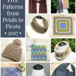 Top Patterns from Petals to Picots – 2017