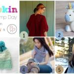 Hookin' on Hump Day #160: Link Party for the Fiber Arts